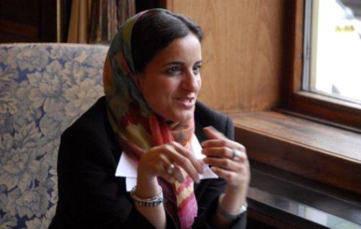 Sheikha Lubna
