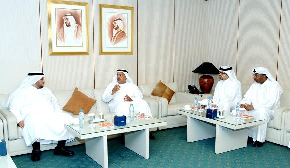 Dubai Chamber receives Jeddah Chamber delegation