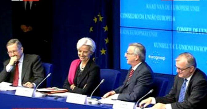 Europe seals $310 billion Greece bailout