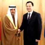 Khaled Ghanem visit to Kyrgyzstan