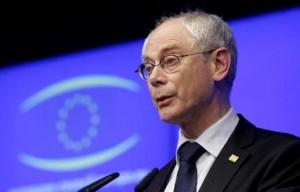 Van Rompuy reappointed as EU president