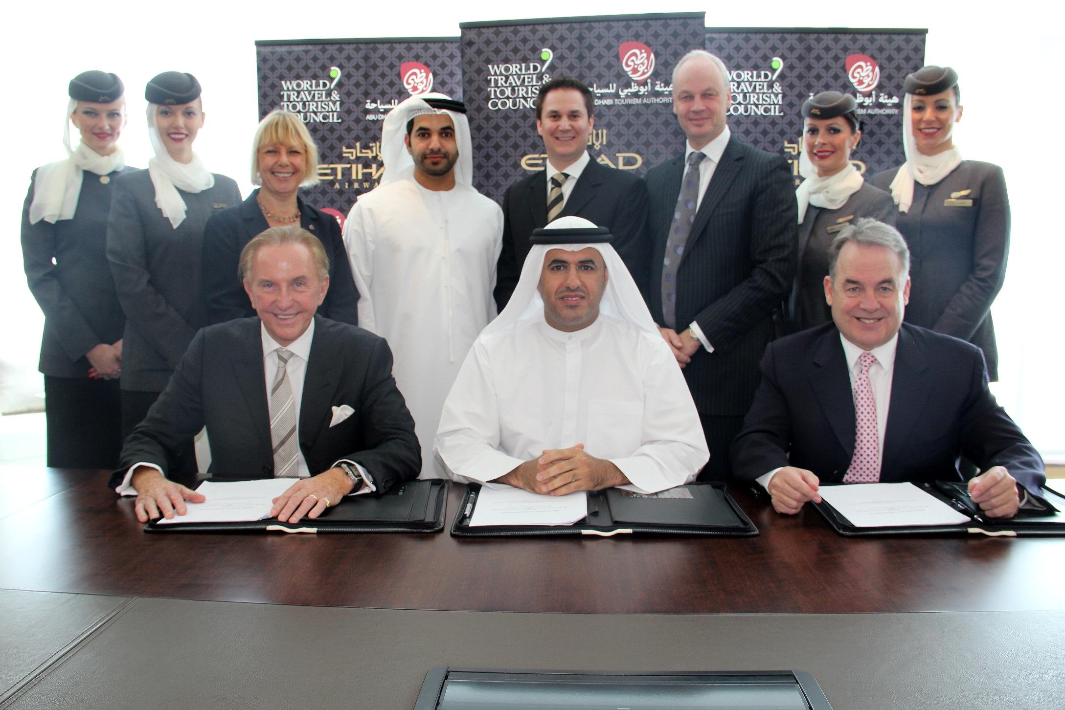 Abu Dhabi to host WTTC 13th Global Summit