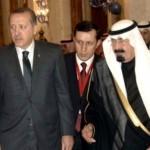 Turkish PM meets Saudi King Abdullah
