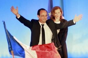 Hollande wins French Presidency