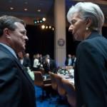 G7 ministers hold Eurozone Crisis Talks
