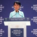US, China must not squabble over Myanmar: Suu Kyi