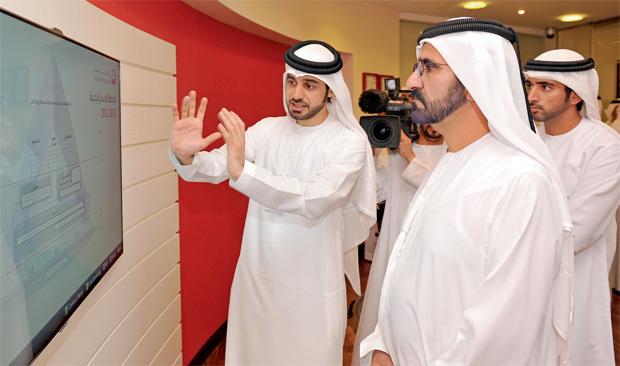 Sheikh Mohammed seeks better data collation