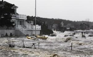 Deadly Storm Scrambles US East Coast