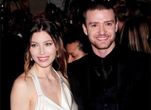 Justin Timberlake and Jessica Biel tie knot