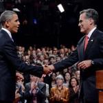 Obama, Romney Clash in Debate Rematch