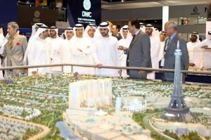 Sheikh Maktoum bin Mohammed opens Cityscape