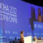 Qatar hosts Climate Talks