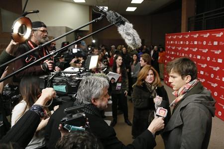 1st Steve Jobs Movie Gets Red Carpet Premiere