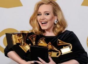 Adele Tops US Chart Again