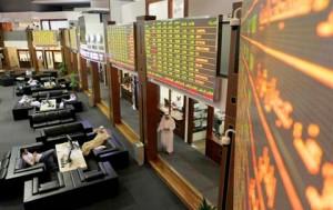 Dubai Shares Hit 3-year High