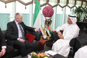 UAE-Slovak Economic Relations to Receive Boost