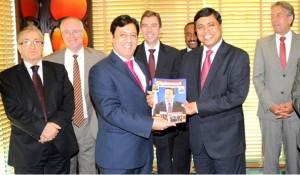 Int'l Diplomat Magazine Launches Diplomat Business Club