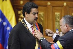 Maduro Sworn in as President of Venezuela