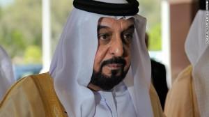 Sheikh Khalifa Starts UK Visit