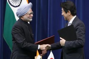 India-Japan Boost Maritime-Security ties