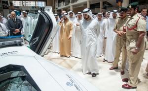 Sheikh Maktoum bin Mohammed opens ATM Exhibition