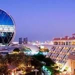 Abu Dhabi Mega Show World Opens