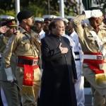 Nawaz Takes Oath as Pakistan's PM