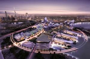 Sheikh Mohammed Announces 'Dubai Design District'