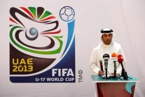 100 days to go to FIFA U-17 World Cup UAE