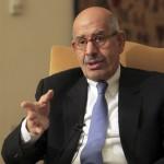 ElBaradei to Sworn in as new Egypt PM