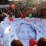 Mandela 95th birthday Celebrated with Prayers