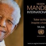 Mandela's 95th Birthday Commemorated