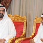 Sheikh Mohammed Meets President IDB Saudi Arabia