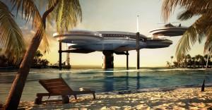 UAE Firms vie for World's 1st Underwater Hotel