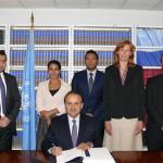 UAE Signs UN's Arms Trade Treaty