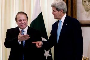 Kerry Invites Pakistan PM for Obama Talks