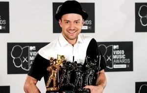 Timberlake take over Video Music Awards