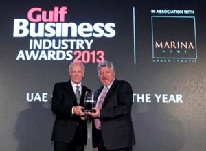 Emirates wins Aviation Company of the Year Award