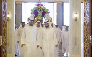 PM Meets Crown Prince of Abu Dhabi