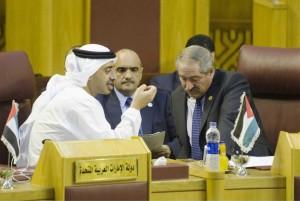 Sheikh Abdullah Lead UAE Delegation to Arab FM Meeting