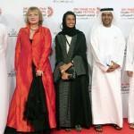 Stars Dazzle at Abu Dhabi Film Festival