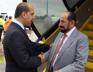 Sharjah Ruler Starts Visit to Europe