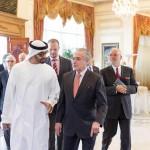 Gen. Sheikh Mohammed Meets Brazilian VP