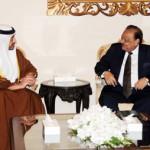 Sheikh Abdullah Meets President & PM of Pakistan