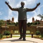 Mandela Statue unveiled in Pretoria