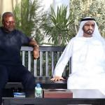 PM Receives President of Ghana