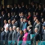 World Unites for Nelson Mandela's Memorial