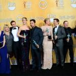 American Hustle wins top SAG Award