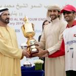 Sheikh Mohammed Attends Endurance Cup