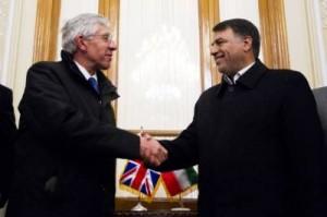 Iran & Britain resume Diplomatic Relations